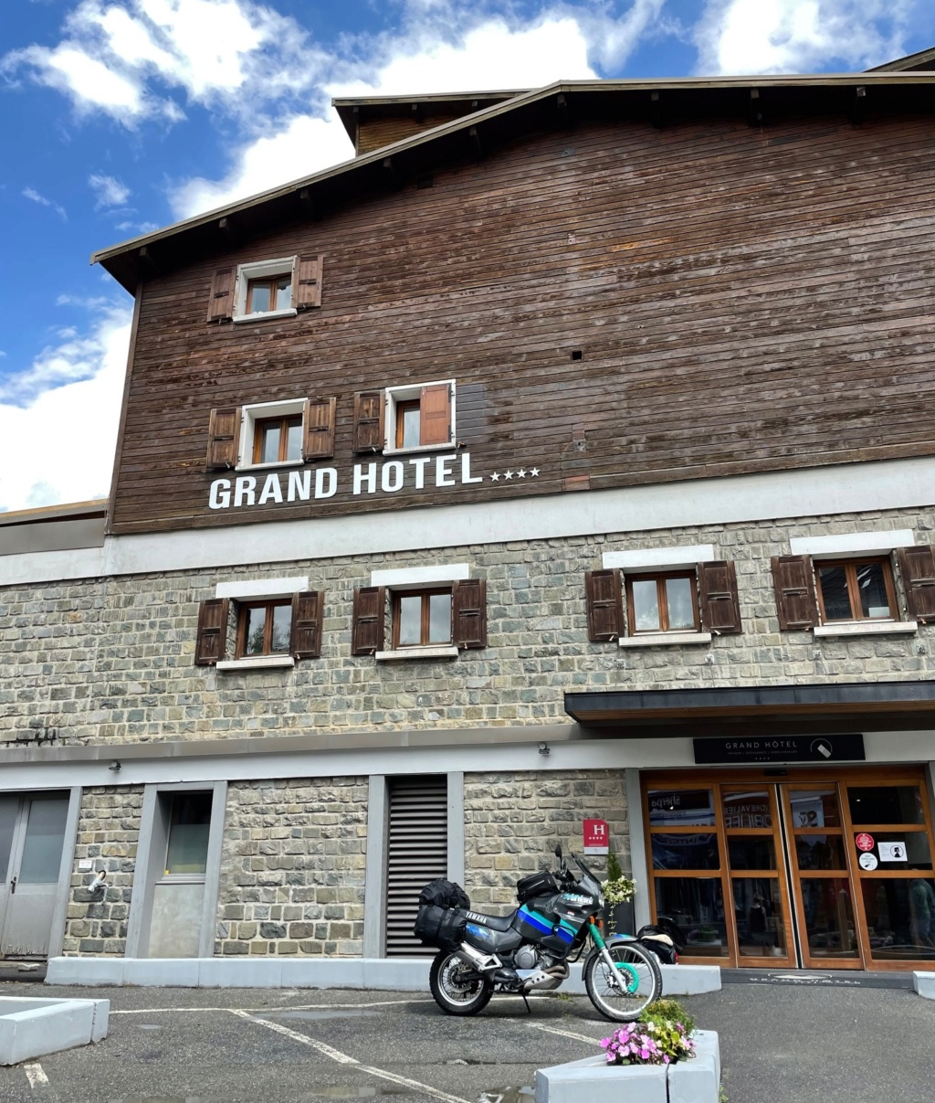 XTZ 750 de 1989 d'Umul : Route des Grandes Alpes Img_9223