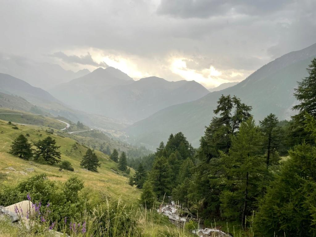 XTZ 750 de 1989 d'Umul : Route des Grandes Alpes Img_9224