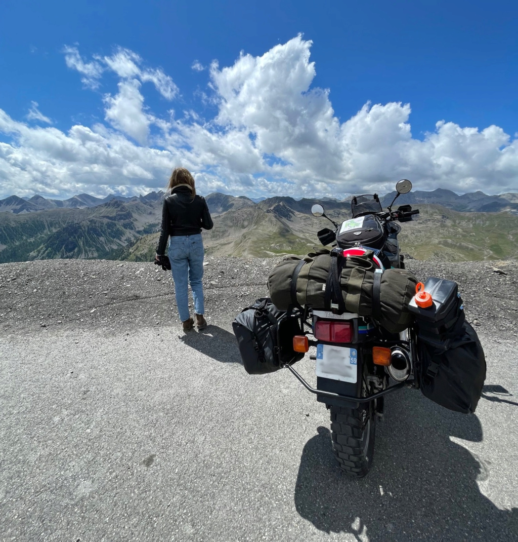 XTZ 750 de 1989 d'Umul : Route des Grandes Alpes Img_9315