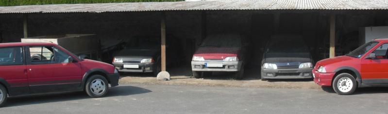 des AX et une GTI Cimg1738
