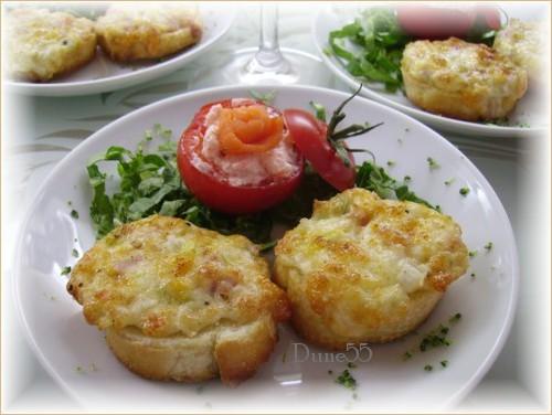 Hors-d'oeuvres : petites toasts et bouchées 24175110