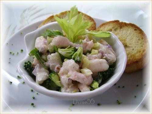 Salade de crevettes  83850510
