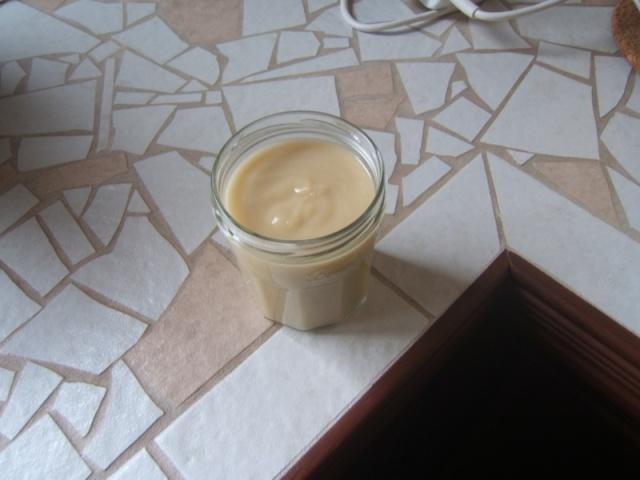 Beurre de pomme à l'érable Dscf0014