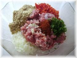 Boulettes de dindon à l'espagnole et riz au safran (en photos) Pict0810