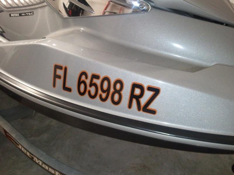 Immigrez votre motomarine en Floride! 310
