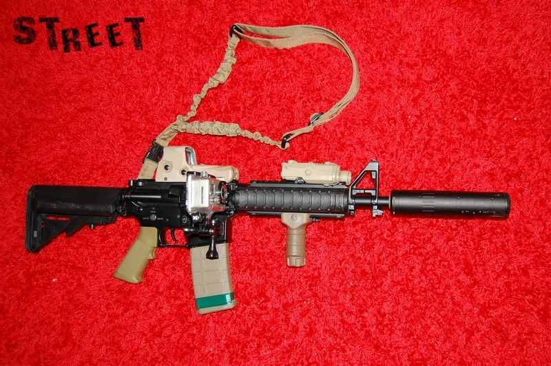 D-BOYS M4 CQB-R BI-3981 Dsc_0510