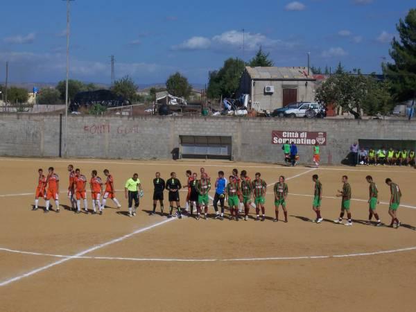 Campionato 3° giornata: Sancataldese - Ribera  0-0 02511