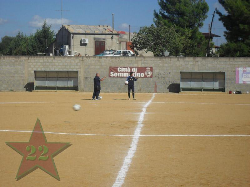 Campionato 3° giornata: Sancataldese - Ribera  0-0 315