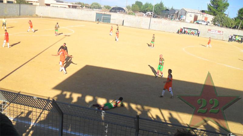 Campionato 3° giornata: Sancataldese - Ribera  0-0 511