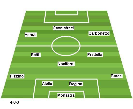 Campionato 6° giornata: Sant'Agata - Sancataldese 1-0 Campo10