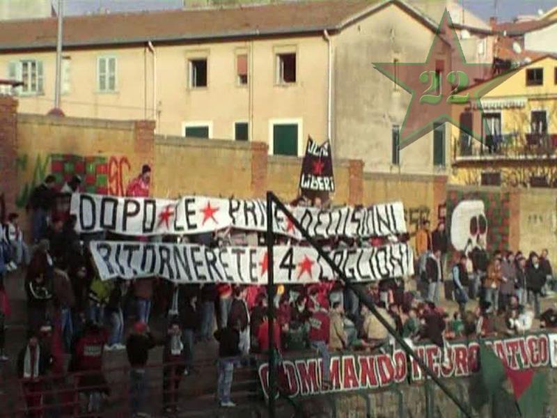 Stagione Ultras 2005/06 Cn2210