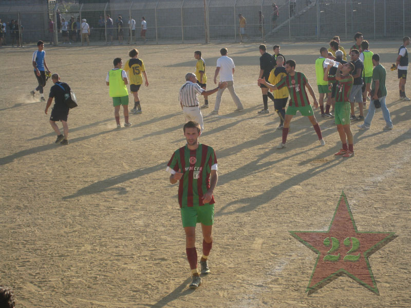 1° turno Coppa Italia andata: Sancataldese - Licata 2-1 Cnsc410