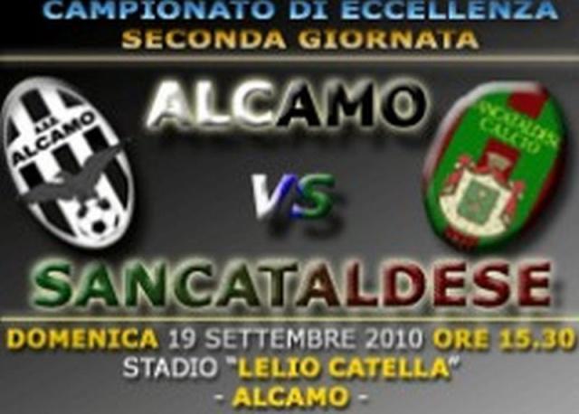 Campionato 2° giornata: Alcamo - Sancataldese 1-0 Home_110