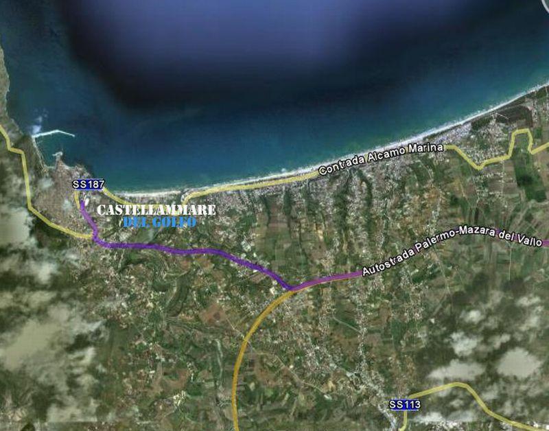 Campionato 7° Giornata: Castellammare - Sancataldese 0-0 Itiner13