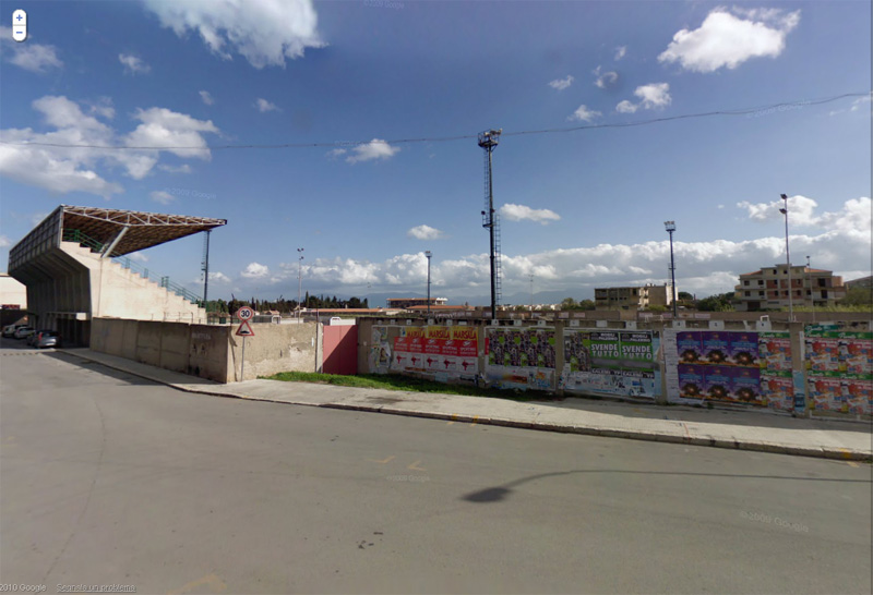 Campionato 7° Giornata: Castellammare - Sancataldese 0-0 Stadio15