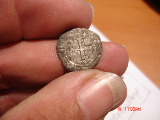 """""""Hardi"""" pour Charles VIII, seconde émission du 13 août 1488 Dsc03113"""