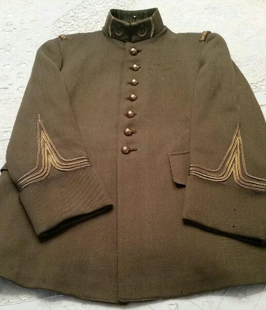 Chef de bataillon du 64 RAA - Régiment Artillerie d'Afrique 20180910