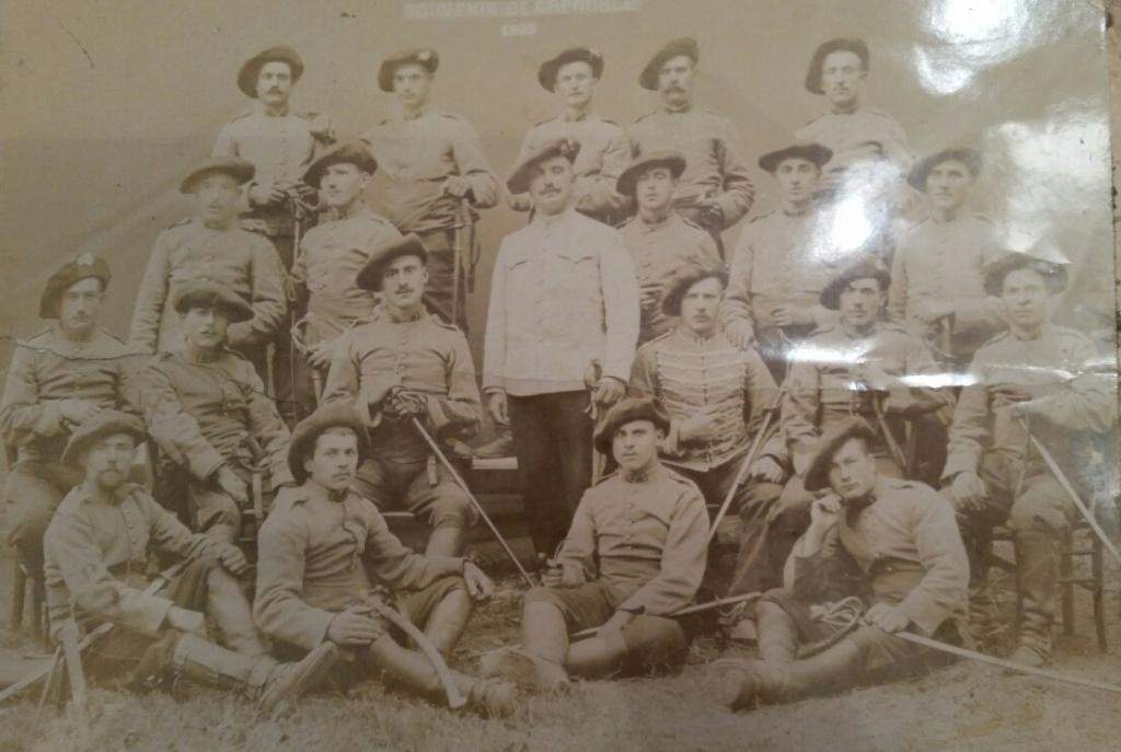 Souvenir du Lt Colonel LUGAN - 1 rgt Hussard 1902 20190717