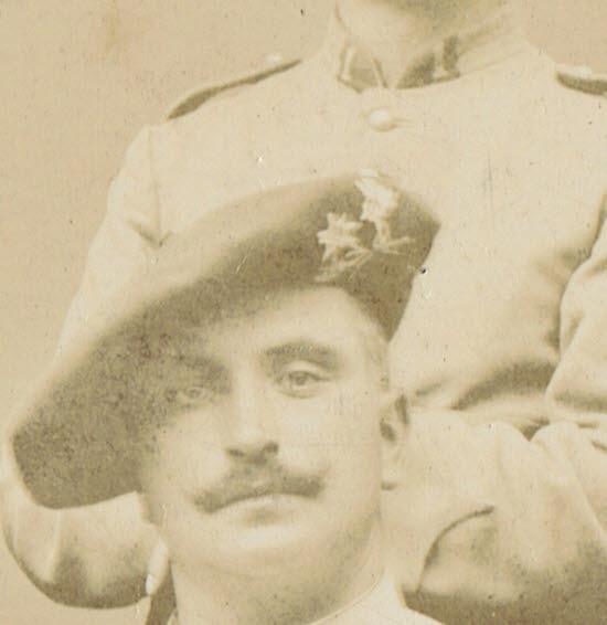 Souvenir du Lt Colonel LUGAN - 1 rgt Hussard 1902 Cce20111