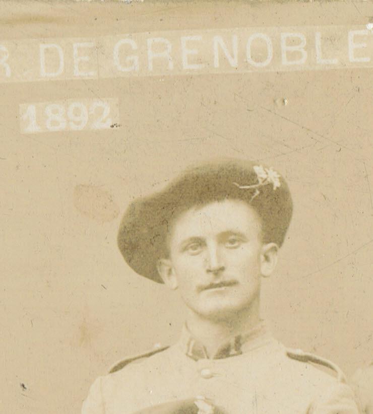 Souvenir du Lt Colonel LUGAN - 1 rgt Hussard 1902 Cce20112