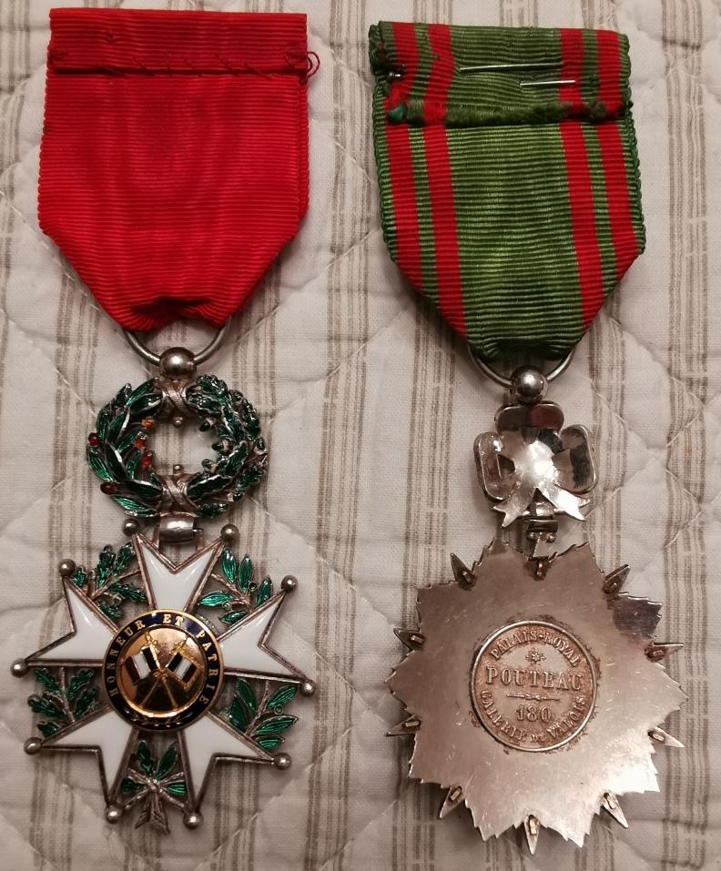La Route fut bonne  le Jeudi : Ordre Légion d'Honneur Img_2026