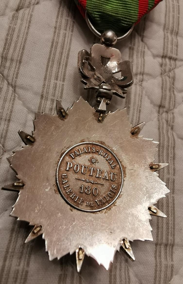 La Route fut bonne  le Jeudi : Ordre Légion d'Honneur Img_2028