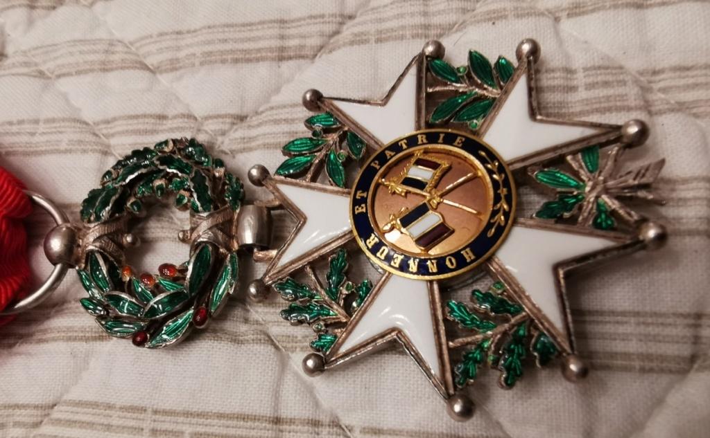 La Route fut bonne  le Jeudi : Ordre Légion d'Honneur Img_2029