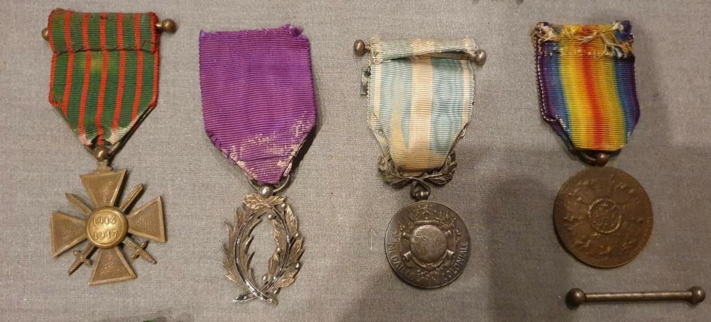 Les décorations du Médecin général RAYNAL (1897 -1954) Medeci16