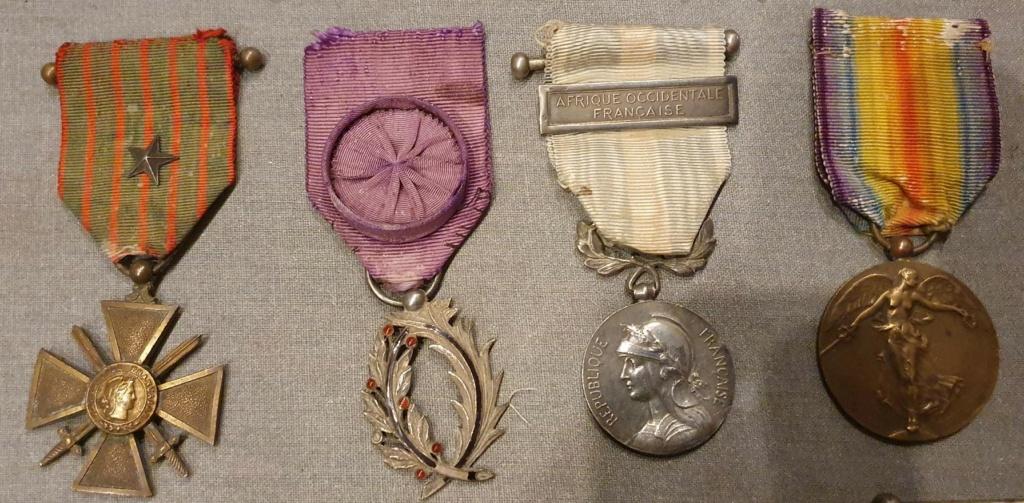 Les décorations du Médecin général RAYNAL (1897 -1954) Medeci17