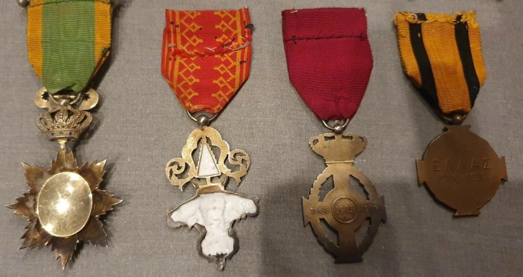Les décorations du Médecin général RAYNAL (1897 -1954) Medeci18