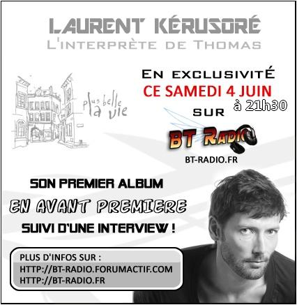 Interview de Laurent Kérusoré (Thomas dans la série Plus Belle La Vie) Sans_t10