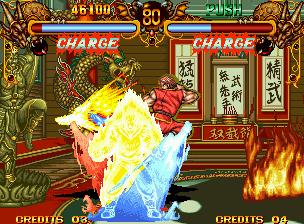 [NeoGeo] Double Dragon 2111