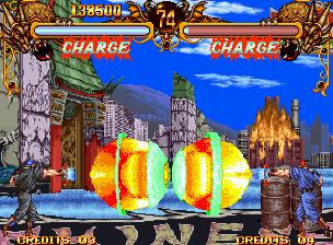 [NeoGeo] Double Dragon 2511