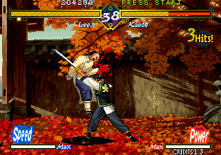 [NeoGeo] The Last Blade 910
