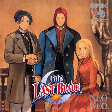 [NeoGeo] The Last Blade Neocd10