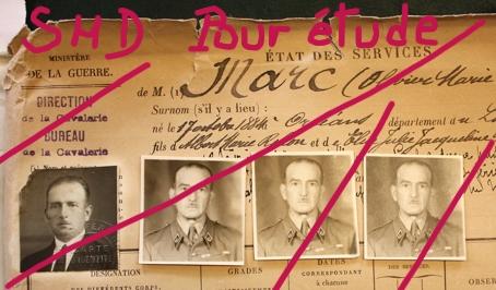 """Travaux en cours sur """" La Horgne 1940 """" Marcba10"""
