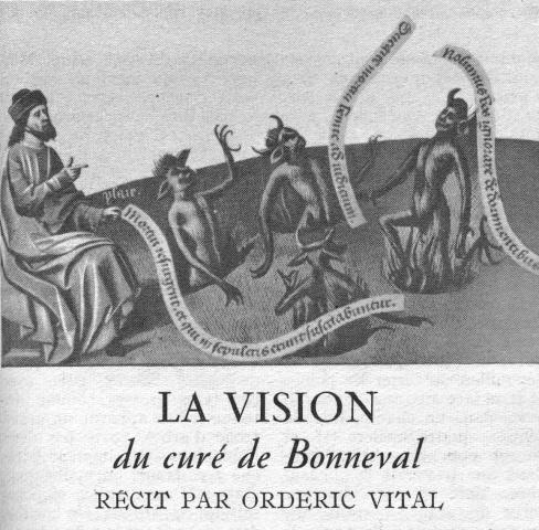 LA VISION du curé de Bonneval Bureau13