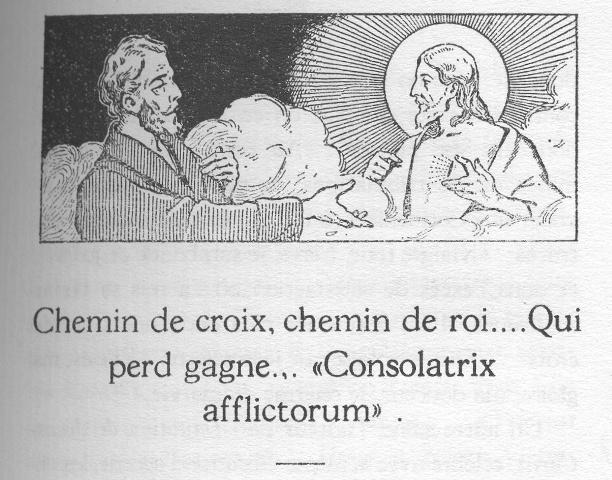 Chemin de croix, chemin de roi... Bureau14