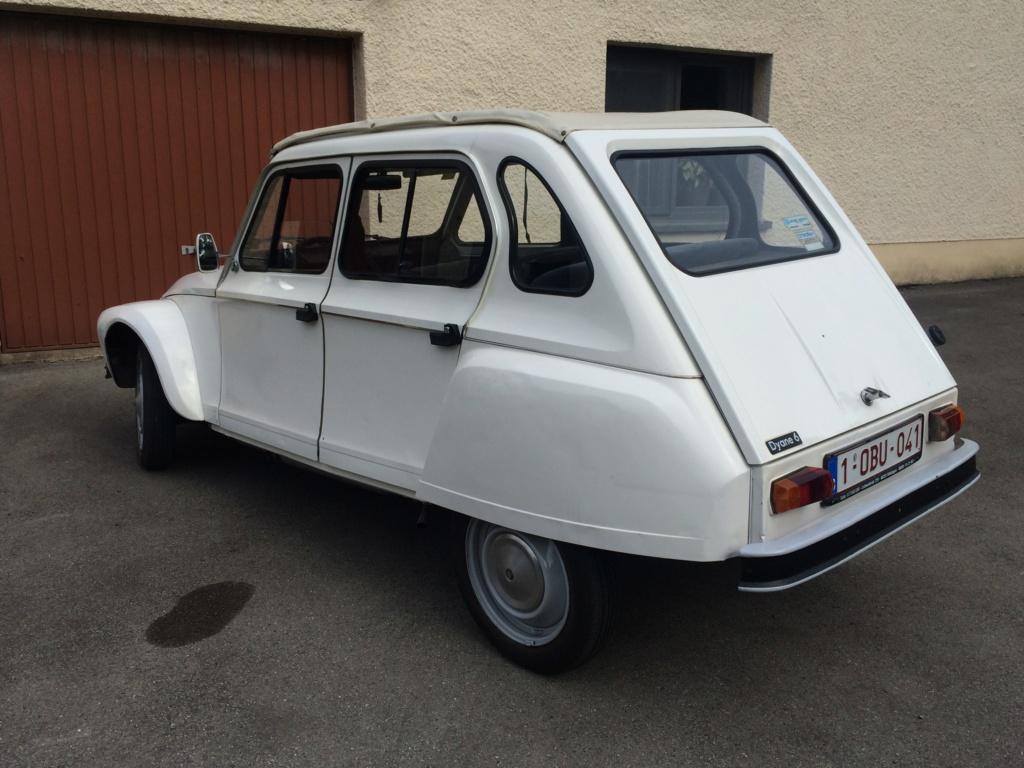 VEND Citroën Dyane 1983 Img_1513