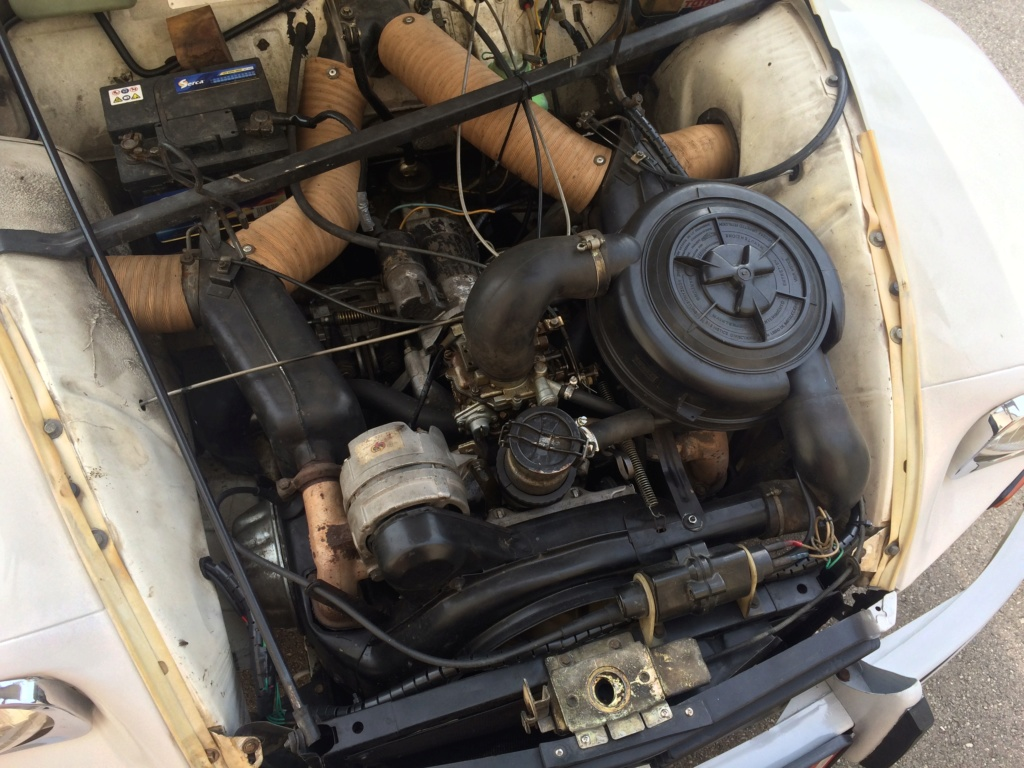 VEND Citroën Dyane 1983 Img_1610