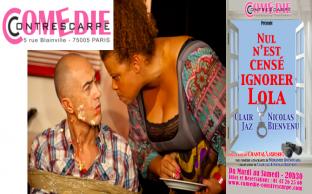 Coup de coeur d'Evelyne Tapie : Comédie : Nul n'est cense ignorer Lola Nulnes10