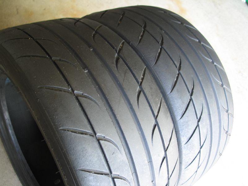 FS:  (6) 225/45ZR15 Hankook R-S3 tires Set_of10
