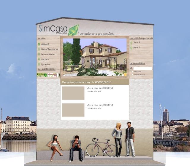 [Architecture] Les créas d'Uriox  - Page 3 Simcas10