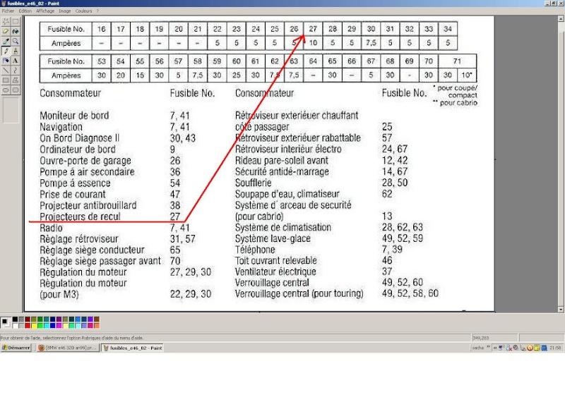 Bmw e46 320i an 1999 probl me clairage de marche - Ma voiture ne demarre pas du premier coup ...