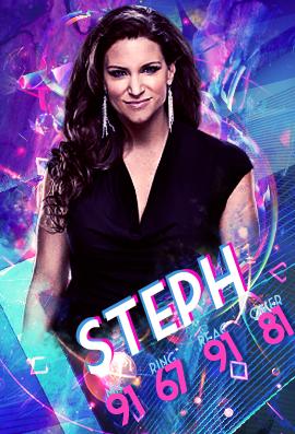 Crazy Queen Steph10
