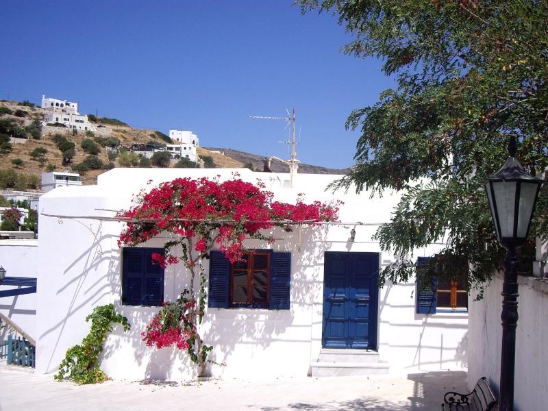 Photographie : Habitation sur l'île de Paros (Πάρος) Imgp0611