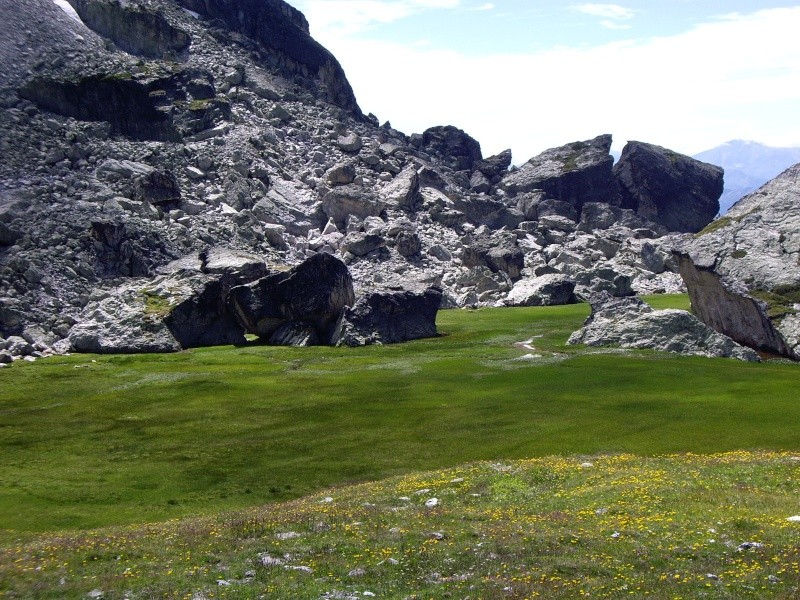 Photographie : Randonnée à La Plagne (Savoie) Imgp2510