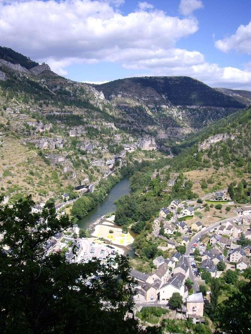 Photographie : Sainte-Enimie, Gorges du Tarn Imgp4810