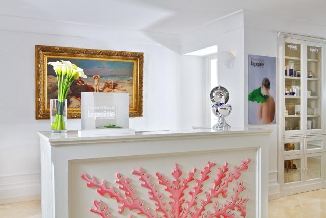 "La Prairie inaugura la nuova spa ""THE ART OF BEAUTY"" - Capri Grand_10"