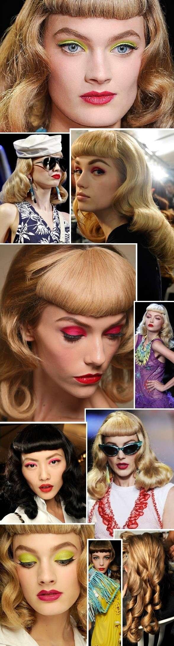 Tendenze make up Primavera 2011 Hairst10